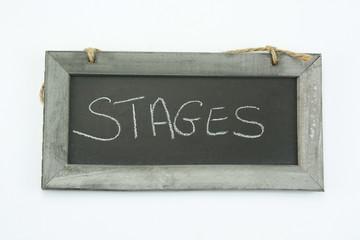 ardoise stages