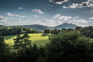 Wartburg Landschaft
