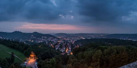 Panorma Eisenach