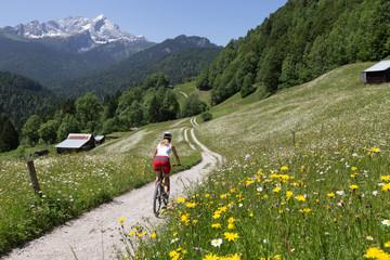 Biken Wetterstein