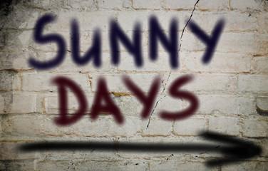 Sunny Days Concept