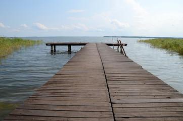 Lake (Śniardwy in Poland)