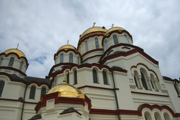 Ново-Афонский Симоно-Кананитский монастырь. Абхазия