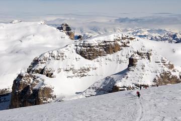 Sass Pordoi, Sella Ronda, Val di Fassa, Dolomites