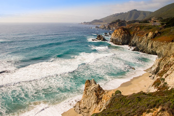 Beautiful West Coast, California