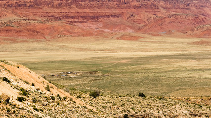 Village In the desert, Utah