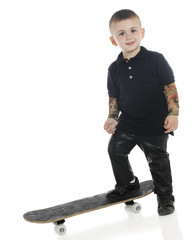 Skater To Be
