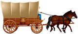 Covered Wagon - 77226956