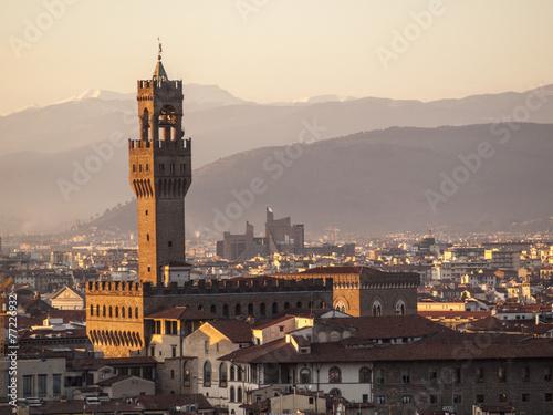 Toskania, Florencja, Palazzo Vecchio