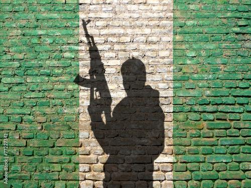 Zdjęcia na płótnie, fototapety, obrazy : Nigeria terrorisme