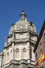 Cupula Catedral toledo