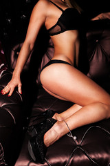 naked female body