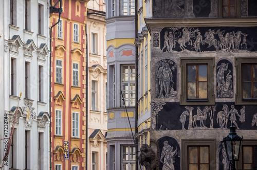 Foto op Canvas Praag Prague, Czech Republic
