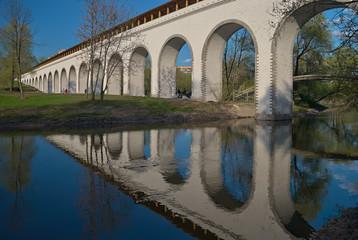 Rostokinskiy aqueduct