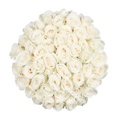 Fifty one roses