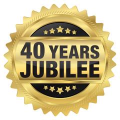 40 Years Jubilee