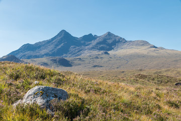 Under the Cuillin Hills at Sligachan