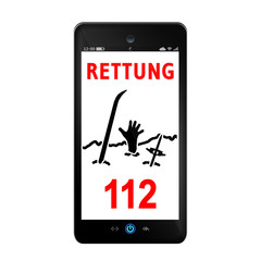 hb28 HeartbeatBanner - mountain rescue - Rettung - V28 g3097