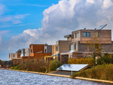 Modern Waterfront Houses