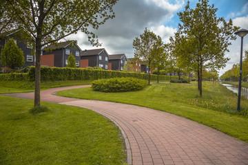 Summer in Leek, Groningen, Netherlands