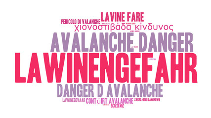 ad2 AvalancheDanger - Lawinengefahr 2 - word cloud - 16to9 g3099