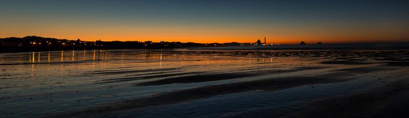 New Plymouth Night Bay