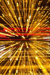 Abstract speed technology background, fiber optics