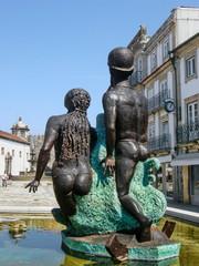 Viana do Castelo Brunnen