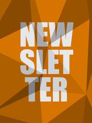 """""""NEWSLETTER"""" (news rss info marketing)"""