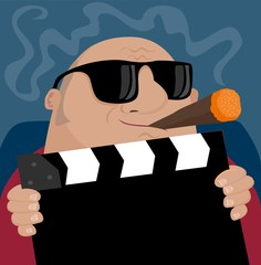 cartoon movie producer