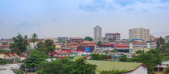 View of Bata