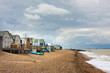 Beach Huts, Whitstable, Kent