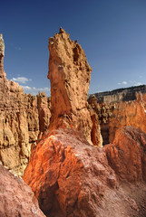 Bryce Canyon Rock Formation