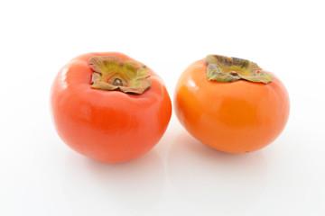 美味しそうな柿
