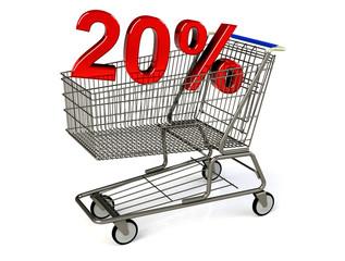 discount! supermarket shopping