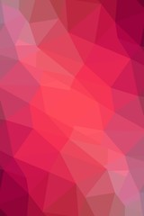 Pink Geometry Background