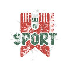 Hockey team emblem