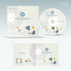 cd disc cover photography photo camera professional element icon