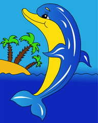 Dolphin Island.