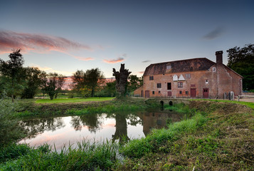 Dusk at the Mill