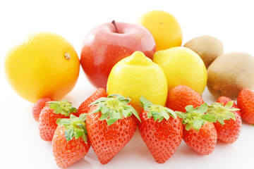 新鮮な果物