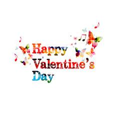 Happy Valentines's Day design