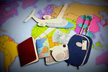 旅行・留学イメージ