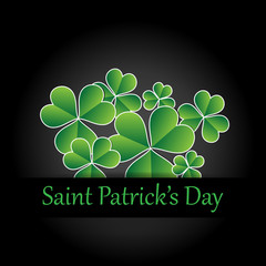 Sain Patrick's Day background