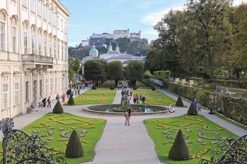 Salzburg - 023 - Schloss Mirabell