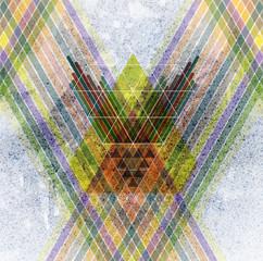 abstract art background illustration