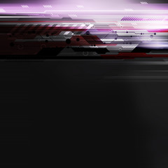 abstract digital technology background illustration