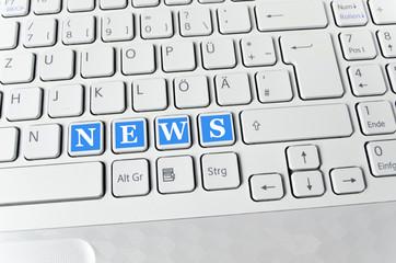 Helle Tastatur: News