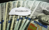 Paying dividends poster