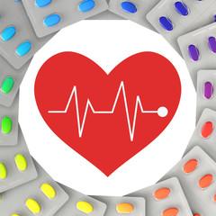 Medikamente für Herz und Kreislauf
